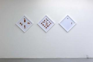 scraps triptych