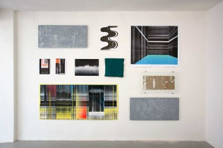 Wall at 'Reverse causality' with Mike Ottink
